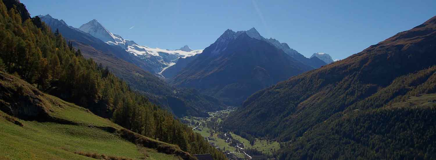 Enjoy an <strong>exclusive alpine view</strong>